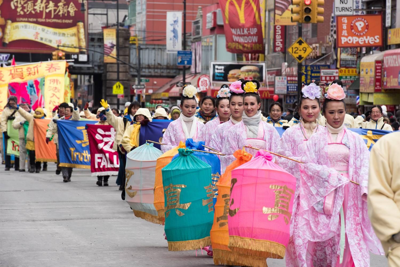 Lunar New Year Parade - Flushing