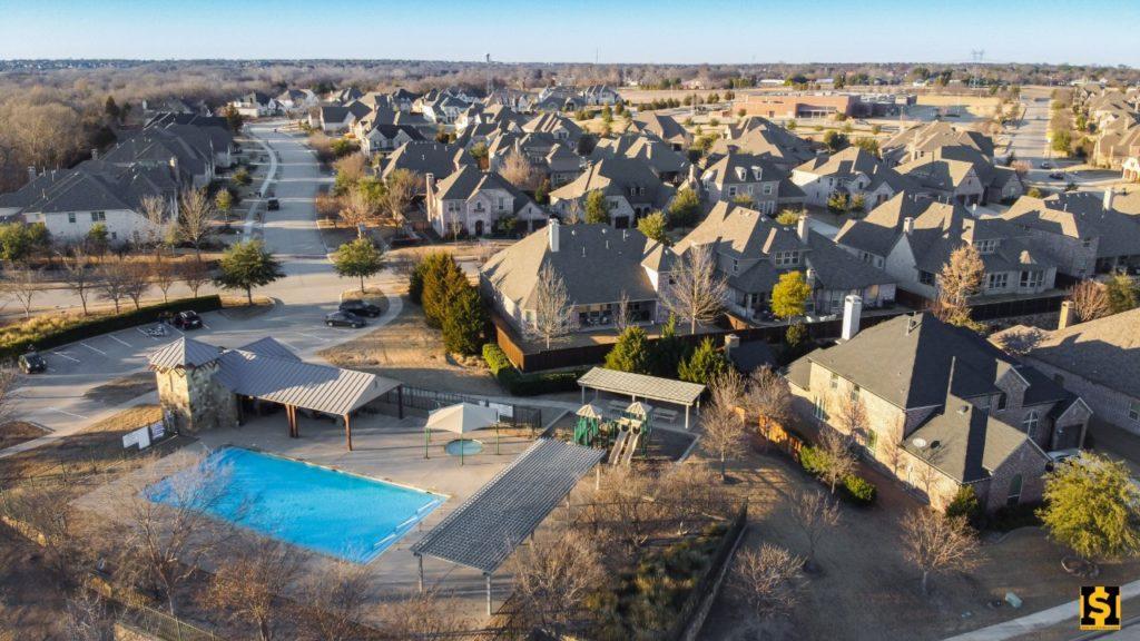 New Construction Neighborhood