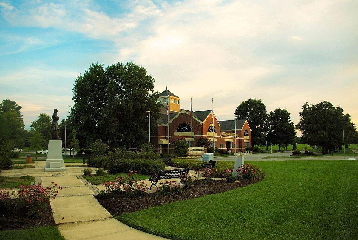 Farragut Town Hall