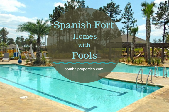 Spanish Fort Homes with Pools